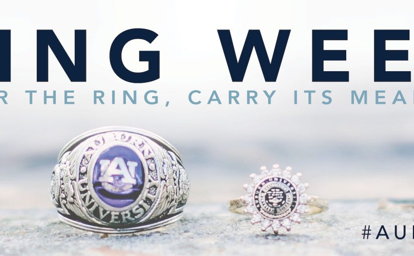 Auburn Ring Tradition